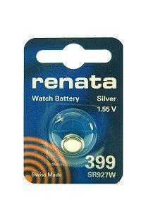 Batterie Silberoxyd Renata 399, 1er