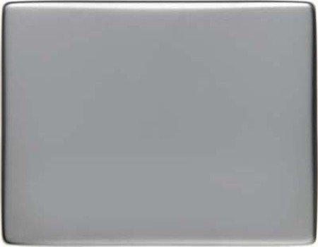 Hager ARSYS-Taste für Schalter Metall Edelstahl -