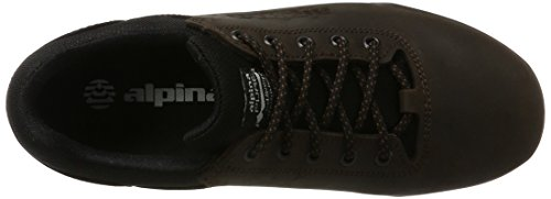 Alpina Men 680378 Scarpe Da Trekking E Trekking Marrone (marrone)