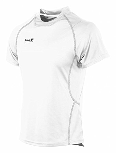 Reece Hockey Core Shirt Unisex - white, Größe Reece:164