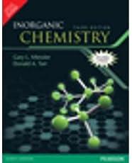 Inorganic Chemistry, 3e