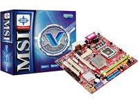 MSI 945GCM5-F V2 Socket775 FSB1333 mATX (775 Msi Mainboard)