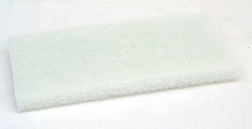 Super Handpad weiss 25 x 11,5 x 2,5 cm (10 Stück)