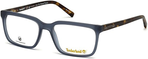 Timberland TB1580 Eyeglasses 092 Blue Other 57-17-145