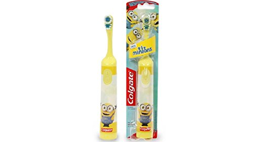 colgate-minions-kids-battery-operated-toothbrush-small-oscillating-head-easy-hold-handle-2x-aaa-batt