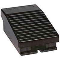 Schneider Electric XPEA110 Interruptor Pedal 1 NA.NC, Negro