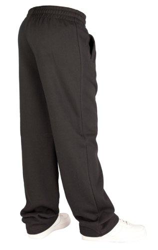 Pantalon de jogging pour femmes | Urban Classics Loose Fit Sweatpants | 11 Couleurs | Tailles: XS-XL + Bandana 2Store gratuit noir