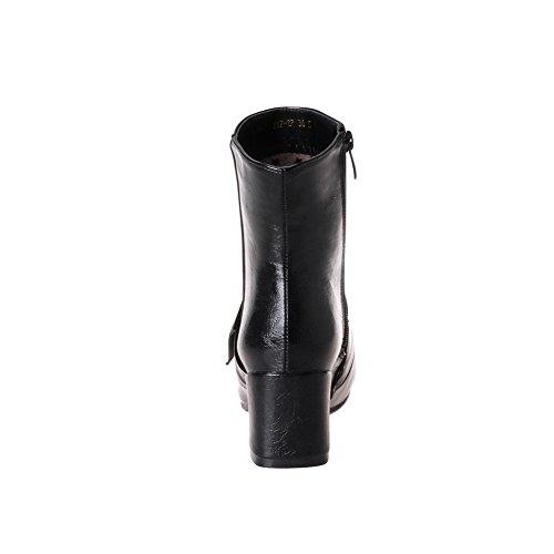 Balamasa Balamasaabl10358 - Col Bas Noir Pour Femme