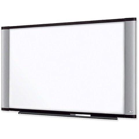 Melamine Dry Erase Board, 36 x 24, White, Aluminum Frame by 3M