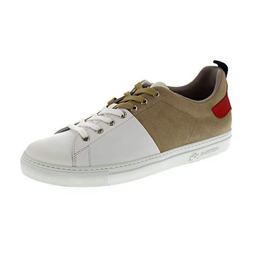 La Martina - Sneaker L7001208 - camoscio Corda, Schuhgröße:EUR 43
