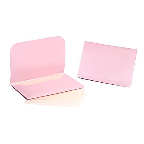 Shiseido Gesichtsöl Löschpapier - Face Blotting Paper - 6.5cm x 9.5cm, pack mit 120 Blätter (X2 pack)
