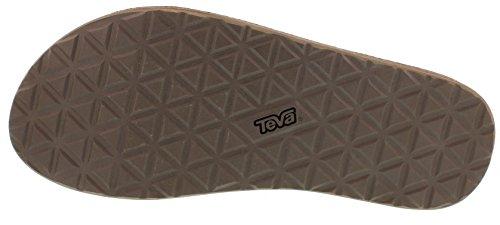 Teva - Original Universal Lux Ms, Sandales Sport Homme Vert (grün (566 Gris Pierre))