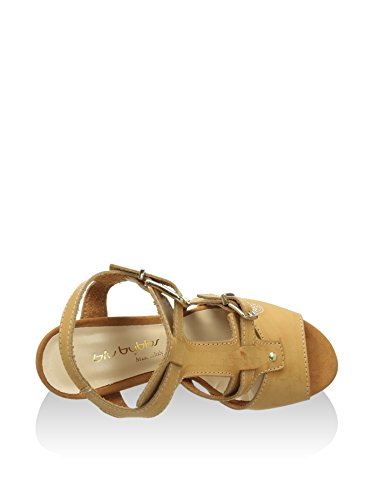 Grunland SC1917-B6 Slip-on Schuhe Damen Arancio