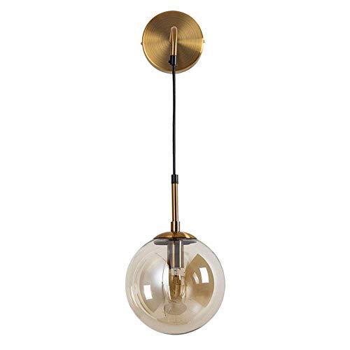 PI Industrial Vintage Loft Bar 20Cm Globe Drop Accesorio