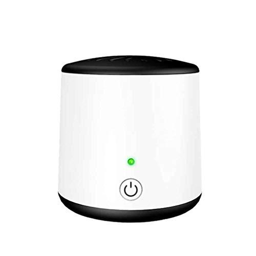 SHJMANAP Perfekt 3-in-1-Mini-Luftreiniger mit echtem HEPA-Filter und Ionisator, Luftreiniger für Kühlschränke Closet Cars Entfernen Sie Staub, Pollen, Rauch, Gerüche Gegen Staub