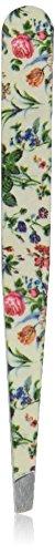The Vintage Cosmetic Company Pince à épiler Motif floral