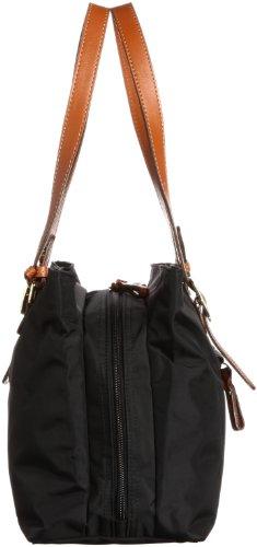 Bric's X-Bag Shopping 32 cm schwarz