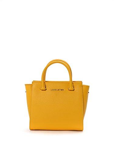 lancaster-paris-damen-52709jaune-gelb-leder-handtaschen
