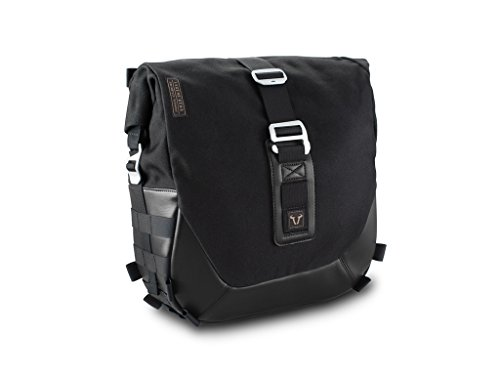 Bolsa para sillín Derecho Legend Gear LC2Black Edition de SW Motech