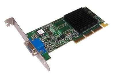 Original ATI 5065-4288 Passive AGP Grafikkarte Rage PRO 16MB, BULK, LESEN -