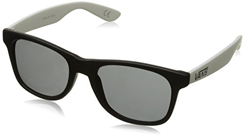 Vans uomo spicoli 4 shades occhiali da sole, nero (black-white)