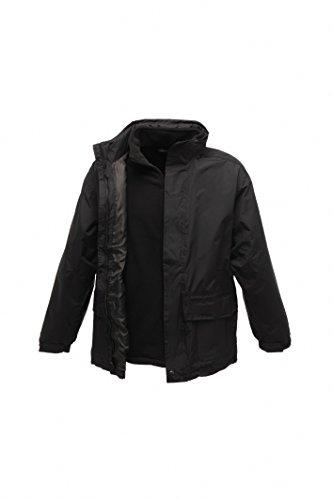 Regatta Benson II Herren Multifunktionsjacke, wasserabweisend, atmungsaktiv Black/Black
