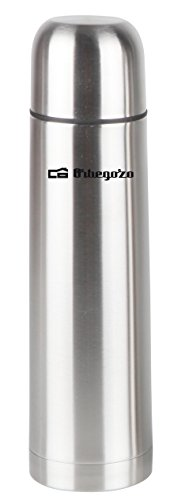 Orbegozo TRL 10060 - Termo líquido, inox, 1000 ml, acero inoxidable, color...