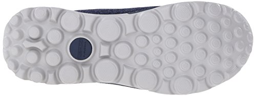 Skechers prestazioni Go camminata Fissare Slip-on racchette Blu navy
