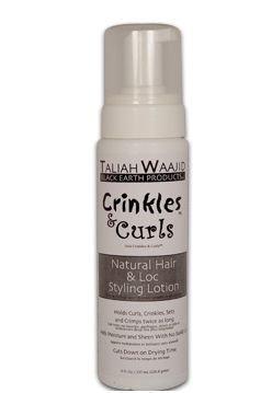 Taliah Waajid - Taliah Waajid crinkles & curls lotion by