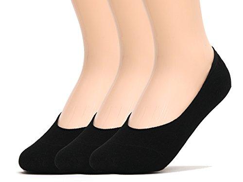 sockstheway-damen-rutschfeste-no-show-socken-low-cut-mllbeutel-gr-37-395-black-3-pairs