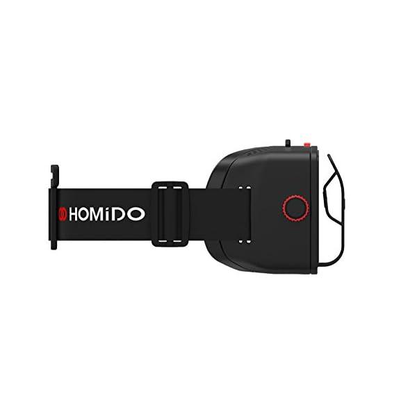 Homido-Casque-de-ralit-virtuelle-Noir