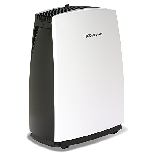 31n3dNVEgAL. SS500  - Dimplex DXDH16N Dehumidifier, 16l water extraction