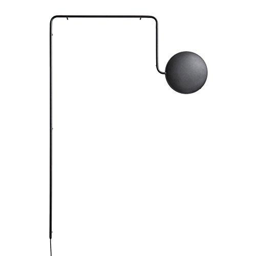 Mercury LED - Applique murale noir/dimmable