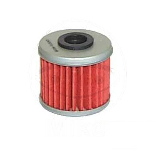 Image of 3x oil filter Honda CRF 450 R 02-15 Hiflo HF116