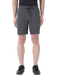 Puma Men's Regular Fit Synthetic Shorts
