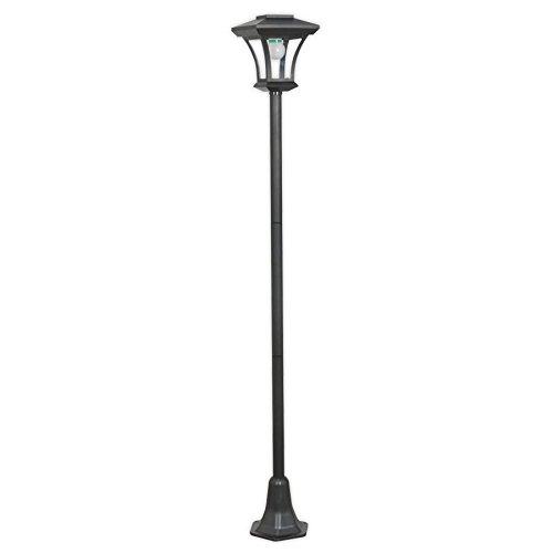 Sealey LED - Lampione da giardino a energia solare, 1690 mm, GL62