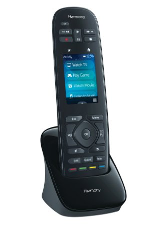 Logitech Harmony Ultimate Remote Control and Hub, works with Alexa (Hub software update required)