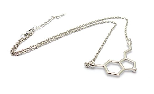 Collana Molecola Serotonina - Breaking Bad