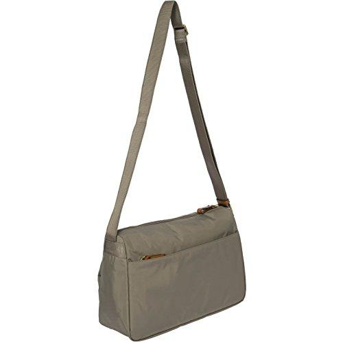 X Bag Messenger grigio tortora