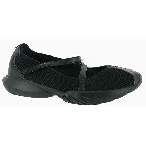 a4ff94dad0716 Glagla Textile Lined Womens Trainers - Black - Size 37