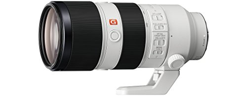 Buy Sony SEL E Mount 70200GM FE 70-200 mm F2.8 GM OSS Lens – White Discount