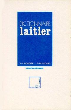 Dictionnaire laitier