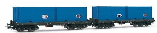 rivarossi-hr-6103-set-2-carri-container-sgmmns738-ex-rmms663-caricati-con-container-tfg-per-il-trasp