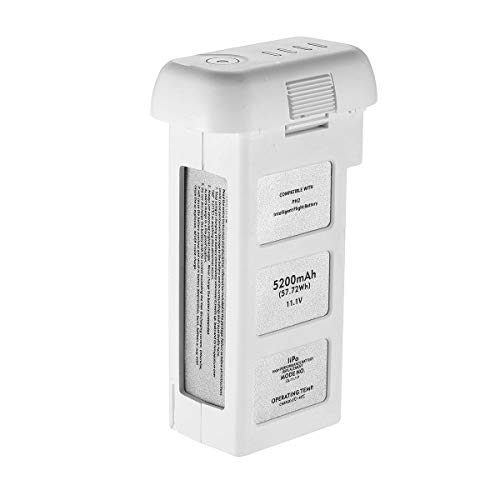Batteria sostitutiva 5200mAh per DJI DJI Phantom 2, Phantom 2 Vision Dron...