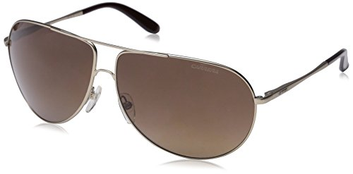 Carrera Herren NEW GIPSY J6 AOZ Sonnenbrille, Semimatte Gold/Brown Sf, 64