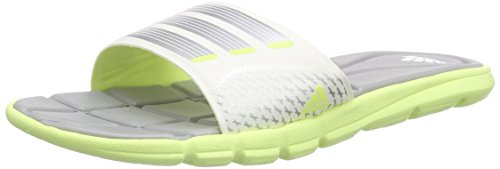 huge discount 96bbb abc49 adidas Performance Damen Adipure 360 Slide Dusch- Badeschuhe, Gelb (Light  Flash Yellow