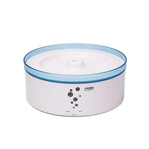 Plush-NH 3L Automatische Cat-Wasser-Brunnen Elektrische Mute Wasser-Zufuhr-Haustier Hund Trinker Bowl Pet Trinkspender für Katzen-Hunde 4 schwere Filtration