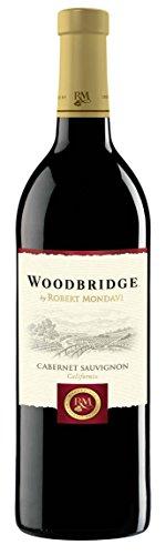 Robert Mondavi Woodbridge Cabernet Sauvignon 2015 (6 x 0.75 l)