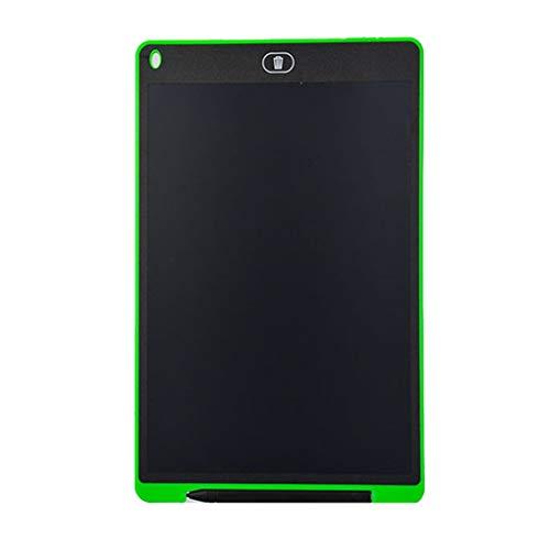 Morza 12-Zoll-LCD Erwachsene Kinder-Schreibens-Brett Geschäft elektronische Schreibtafel Zeichnung Notizblock Familie Memoboard