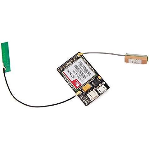 Seeedstudio LoNet 808 - Mini GSM/GPRS + GPS Breakout